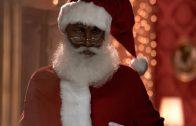 """Blue """"Santa Claus"""""""