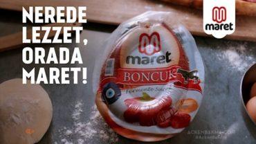 """MARET """"SOKAK LEZZETLERİ"""""""