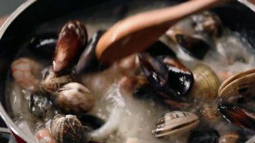 Mmm – Deniz Mahsullü Risotto