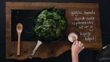 Mmm – Ispanaklı Börek